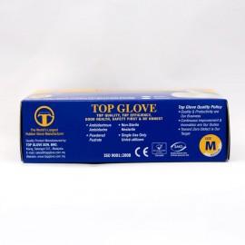 Manusi de examinare din latex Top Glove - Bax 1000 Buc - Pret 0,52 Lei/Buc
