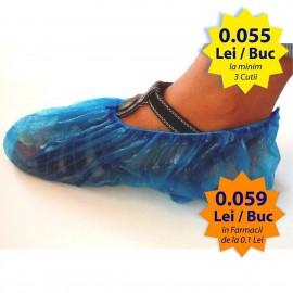 Acoperitori pantofi cu elastic (botosi) - 100buc